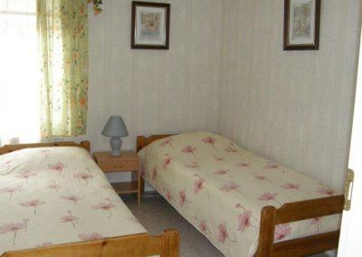 Niinivaara makuuhuone