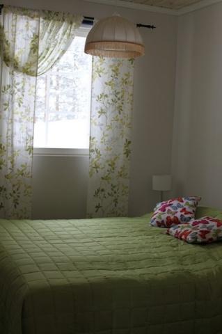 Villa Romeon makuuhuone
