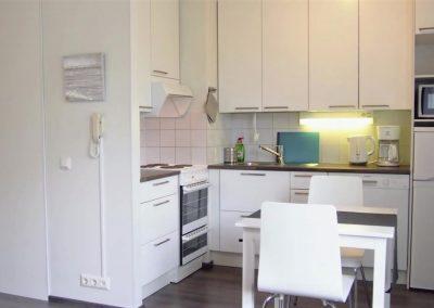 Torikatu 7 keittiö